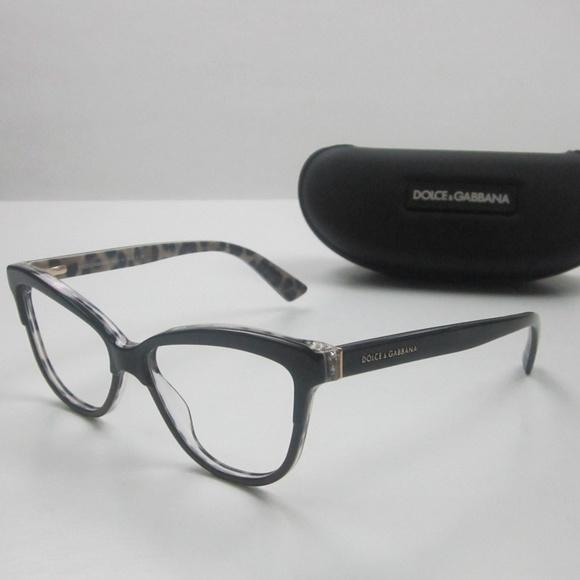 84f0bd4e9ebb Dolce & Gabbana Accessories - Dolce&Gabbana DG 3229 2857 Eyeglasses /Italy/STE520